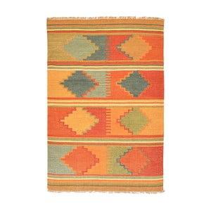 Vlnený koberec Kilim 837, 120x170 cm