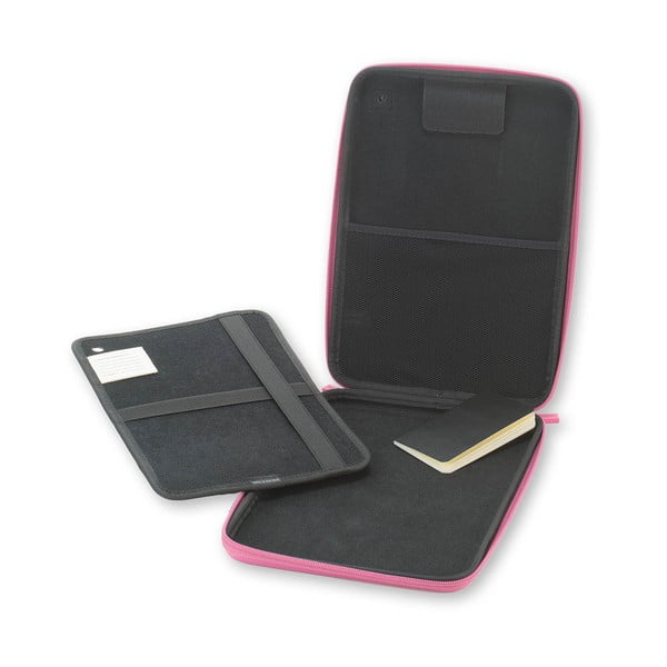 Obal na tablet iPad a čítačky Kindle Moleskine, ružový