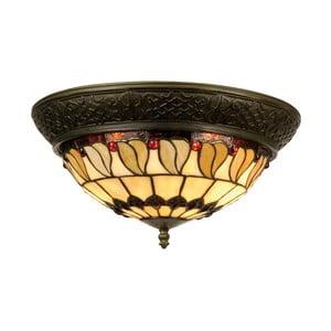 Tiffany stropné svetlo Ond