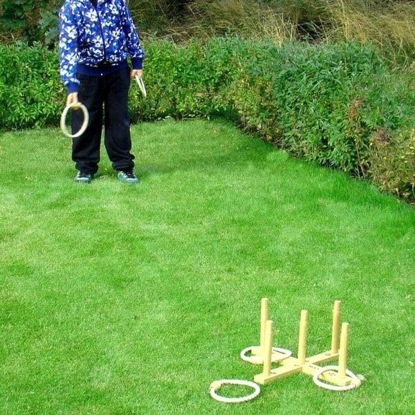 Záhradná hra pre celú rodinu Ring Toss