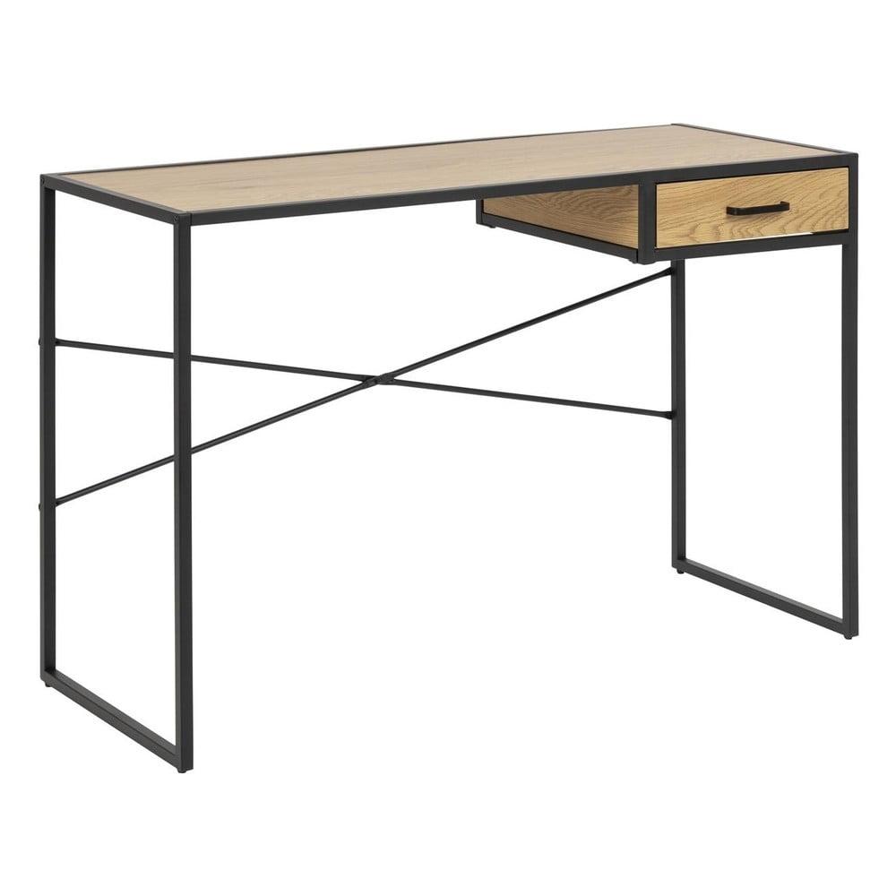 Písací stôl Actona Seaford, dĺžka 110 cm