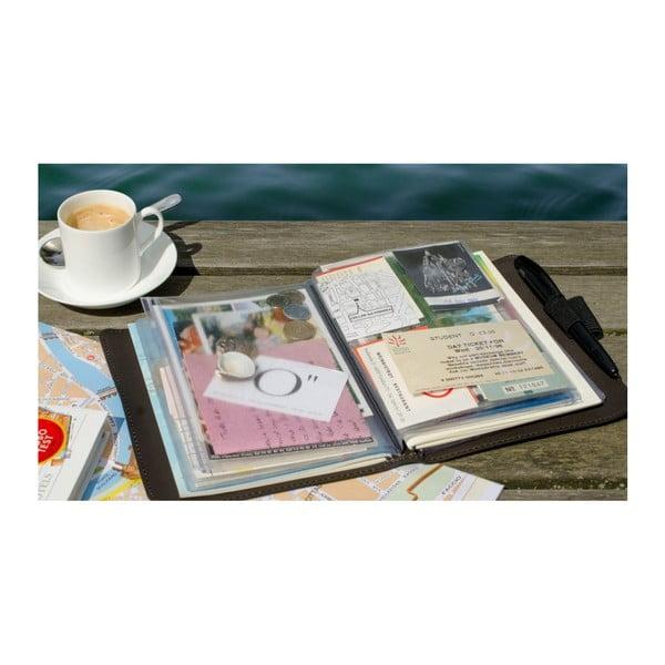 Cestovateľský denník na zážitky a suveníry Remember Trip Book Cliff