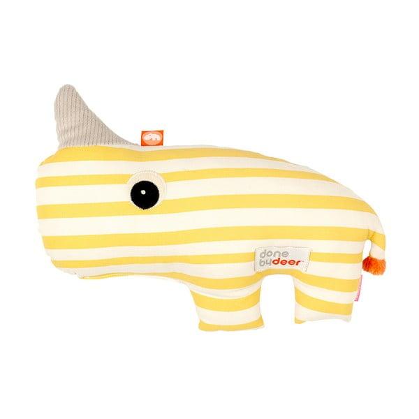 Plyšová hračka Nozzo Yellow