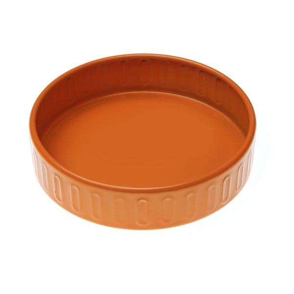 Oranžová tácka na mydlo Naranijsa