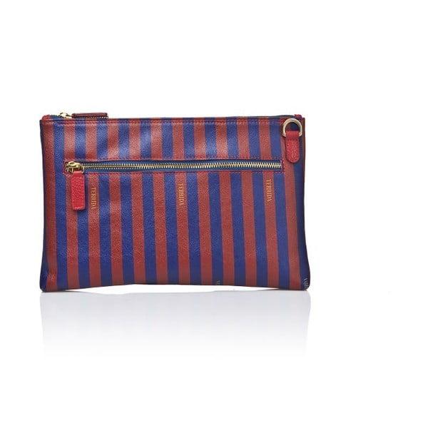 Listová kabelka Apolline Blue/Red