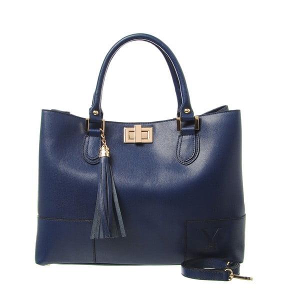 Kožená kabelka Mood Yes Blue