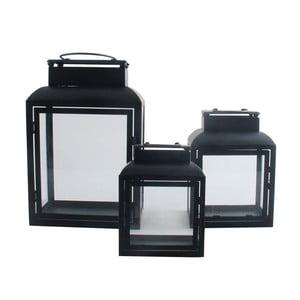 Sada 3 lampášov Black Light