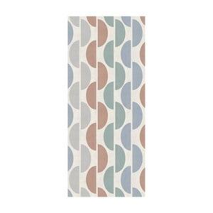 Behúň Floorita Halfmoon Multi, 60 × 190 cm