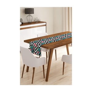 Behúň na stôl z mikrovlákna Minimalist Cushion Covers Parrot Stripes, 45×145 cm