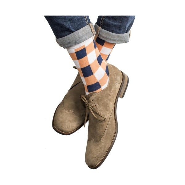 Štyri páry ponožiek Funky Steps Luce, univerzálna veľkosť