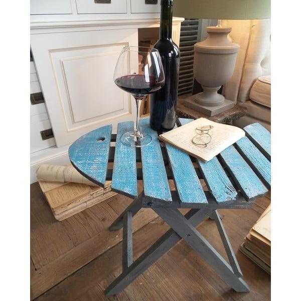 Kávový stolík Blue Fish
