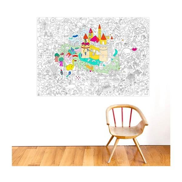 Maľovanka OMY Magic (70 x 100 cm)