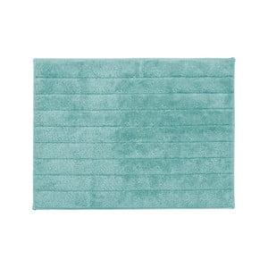 Tyrkysová kúpeľňová predložka Jalouse Maison Tapis Bain, 50×70 cm