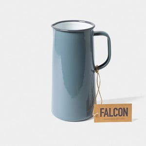 Sivý smaltovaný džbán Falcon Enamelware TriplePint, 1,704 l