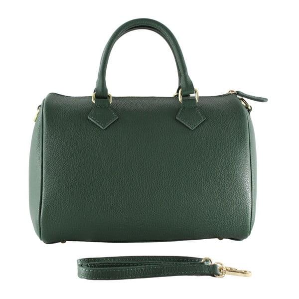 Zelená kabelka Rossi