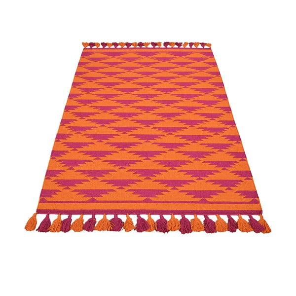 Vlnený koberec Kilim Modern 20, 120x180