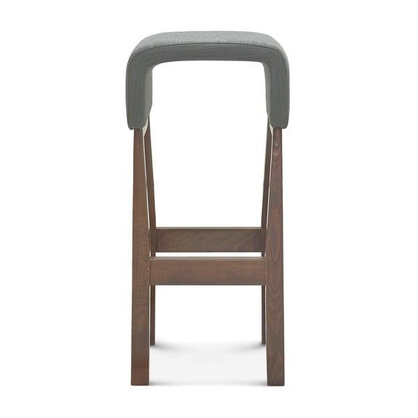 Barová drevená stolička Fameg Fenrir