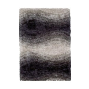 Koberec Oscar 07 Black/White, 170x240 cm