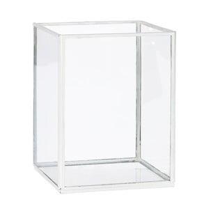 Lampáš/váza J-Line Cube, výška 20 cm
