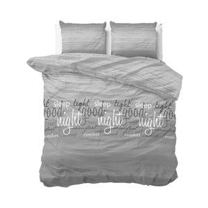 Bavlnené obliečky na dvojlôžko Sleeptime Comfort, 200×220 cm