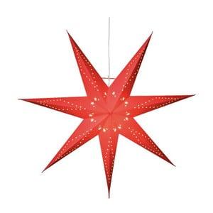 Svietiaca hviezda Best Season Star Katabo Red, 70 cm