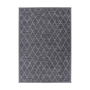 Sivý obojstranný koberec Narma Vao Grey, 200 x 300 cm