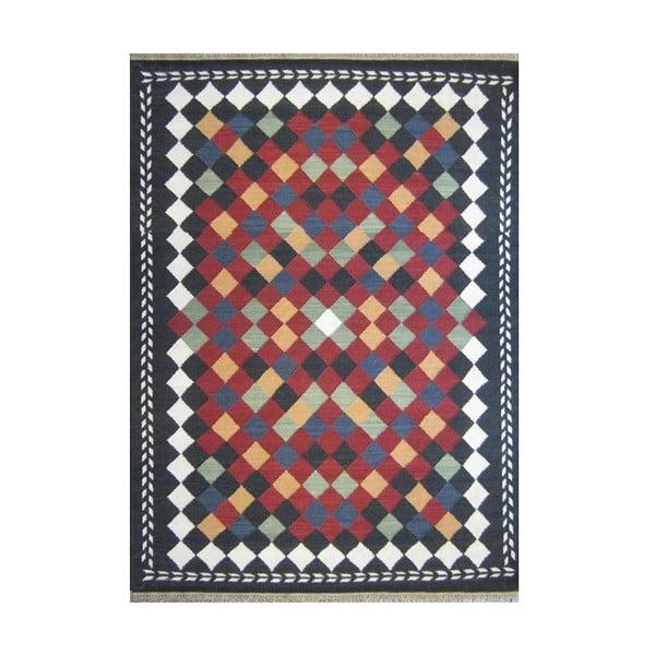 Vlnený koberec Kosak Mixed, 140x200 cm
