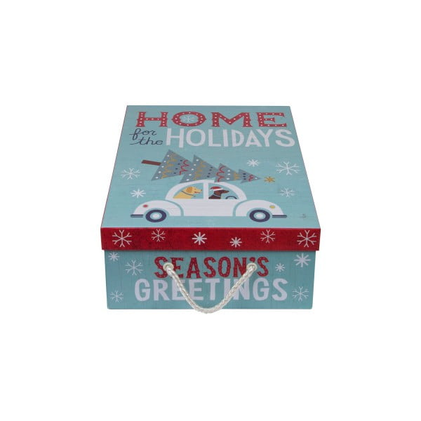 Sada 3 ks boxov Tri-Coastal Happy Holidays