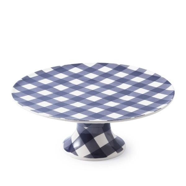 Servírovací tanier Anne, modrý