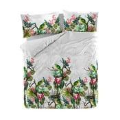 Obliečka na paplón z čistej bavlny Happy Friday Tropic, 140 × 200 cm