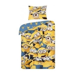 Obliečky 022 Minions, 140 x 200 cm