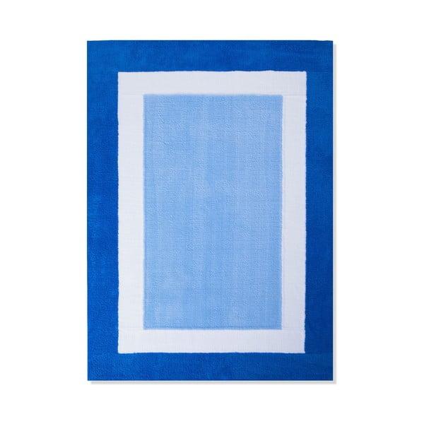 Detský koberec Mavis Blue Mix, 100x150 cm