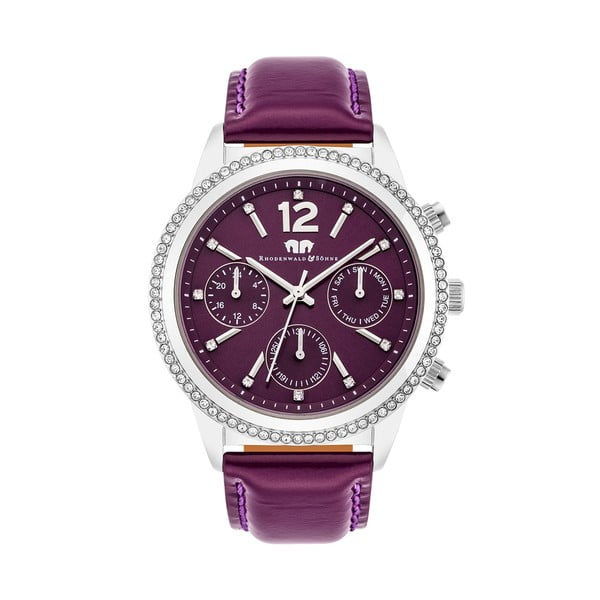 Dámske hodinky Rhodenwald&Söhne Flavia Purple