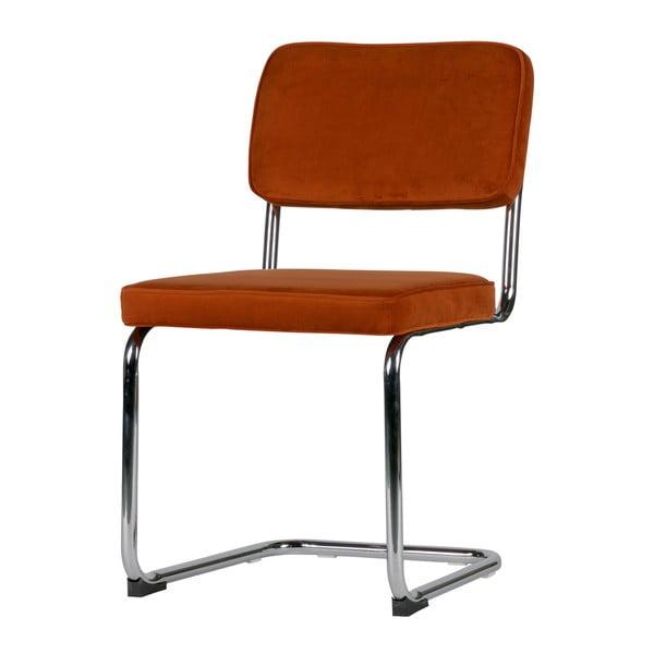 Sada 2 červených stoličiek WOOOD Lien