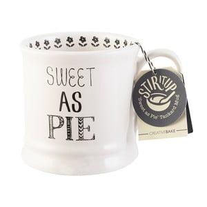 Porcelánový hrnček Creative Tops Sweet as Pie, 280 ml