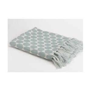 Prikrývka Blue Grey, 130x170 cm