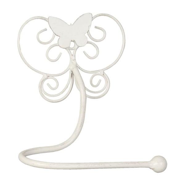 Držiak na toaletný papier White Butterfly
