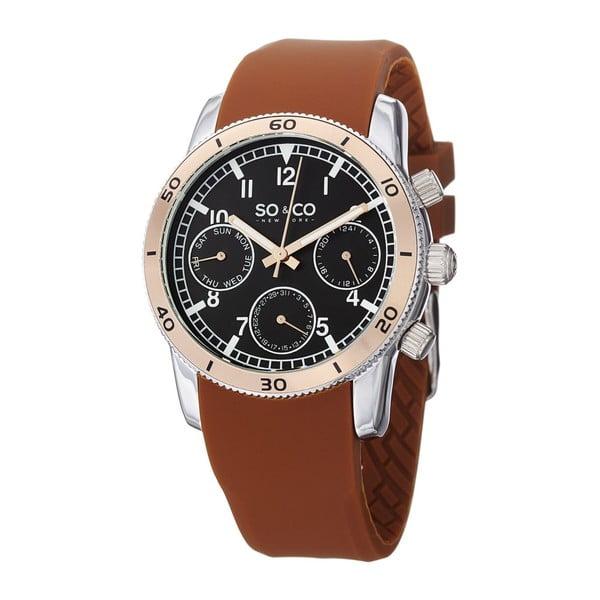 Pánske hodinky Yacht Brown