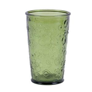 Zelený pohár Ego Dekor Flora, 300 ml