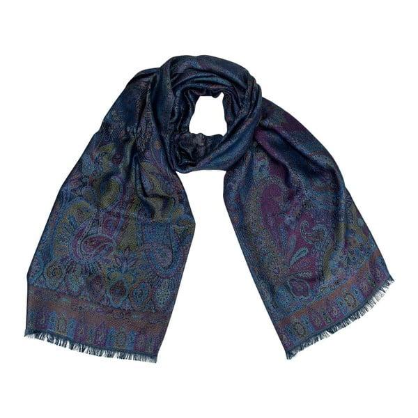 Šatka Shirin Sehan Frieda Blue/Purple