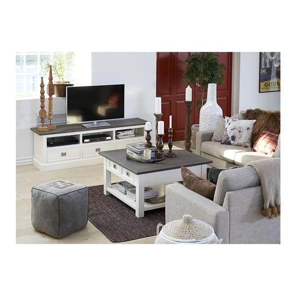 Televízny stolík Canett Skagen, šírka180 cm