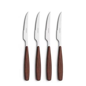 Sada steakových nožov Wenge, 4 ks