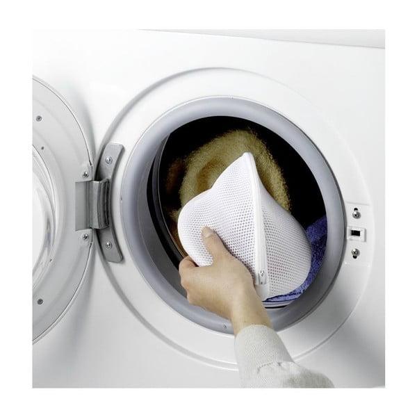 Sada 2 bielych sieťok na pranie spodnej bielizne Wenko