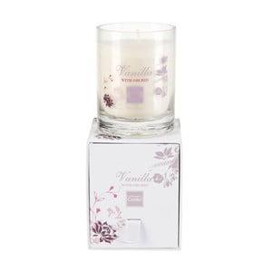 Aroma sviečka Vanilla & Orchid Small, doba horenia 40 hodín