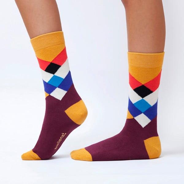 Ponožky Ballonet Socks Diamond, veľkosť36-40
