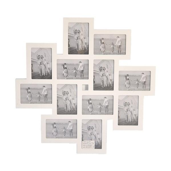 Spojené fotorámiky White Family Frame