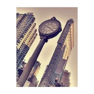 Obraz DecoMalta Clock, 60x80cm