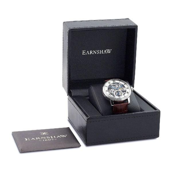 Pánske hodinky Thomas Earnshaw Westminster Brown