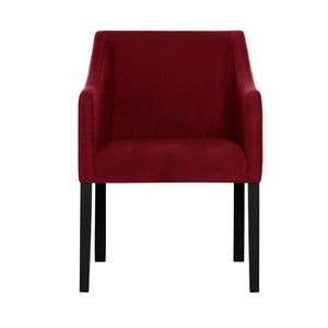 Červená stolička Guy Laroche Illusion