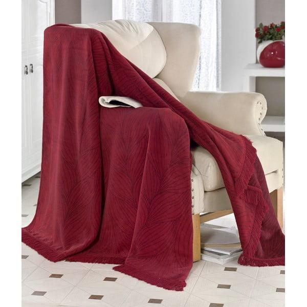 Deka Wine Red, 180x220 cm